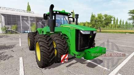 John Deere 9420R pour Farming Simulator 2017