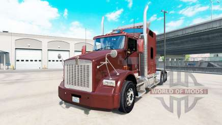 Kenworth T800 v0.5.2 für American Truck Simulator