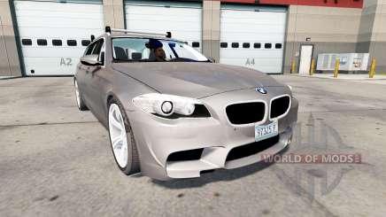 BMW M5 (F11) Touring für American Truck Simulator