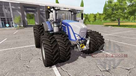 Fendt 936 Vario blue edition pour Farming Simulator 2017