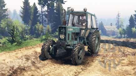 MTZ-82 v5.0 für Spin Tires