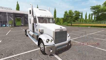 Freightliner Coronado v1.3 pour Farming Simulator 2017