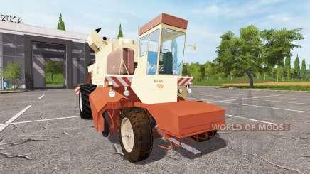 KS-6B für Farming Simulator 2017