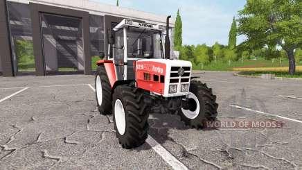 Steyr 8090A Turbo SK2 v2.0 pour Farming Simulator 2017