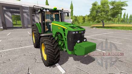 John Deere 8330 pour Farming Simulator 2017