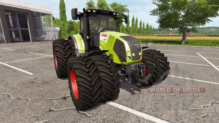 CLAAS Axion 810 für Farming Simulator 2017
