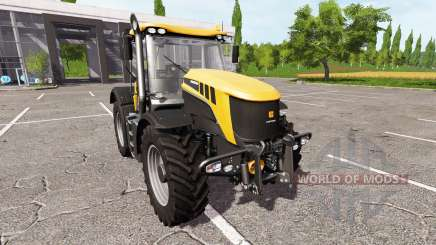 JCB Fastrac 3200 Xtra nokian edition pour Farming Simulator 2017