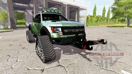 Ford F-150 SVT Raptor crawler pour Farming Simulator 2017