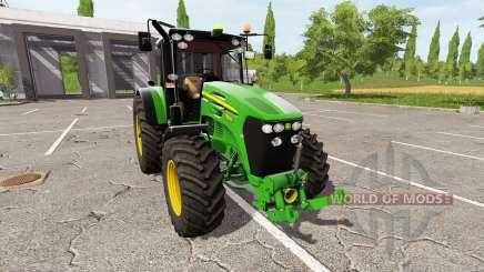 John Deere 7830 für Farming Simulator 2017