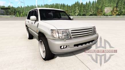 Toyota Land Cruiser 100 v0.5.4 für BeamNG Drive