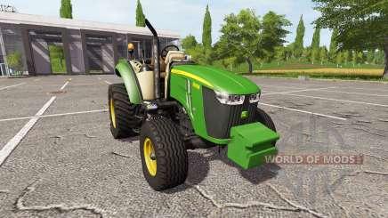 John Deere 5080M v2.0 pour Farming Simulator 2017