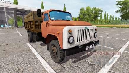 GAZ-53 für Farming Simulator 2017