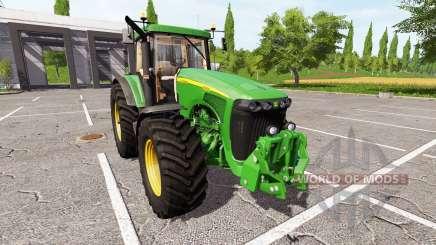 John Deere 8220 pour Farming Simulator 2017