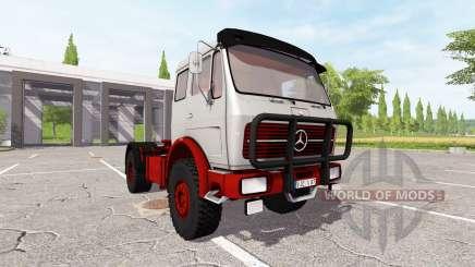 Mercedes-Benz NG 1632 pour Farming Simulator 2017