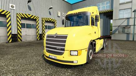 Oural-6464 v0.2 pour Euro Truck Simulator 2