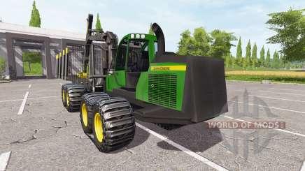 John Deere 1910E für Farming Simulator 2017