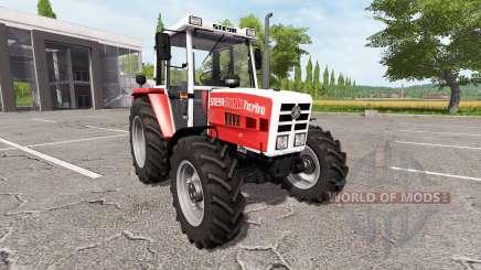 Steyr 8090 Turbo SK2 für Farming Simulator 2017