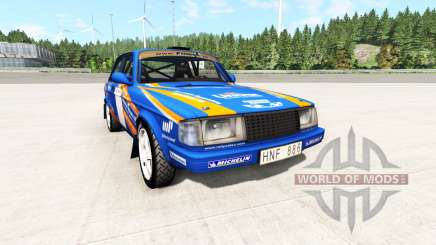 Volvo 242 LE pour BeamNG Drive