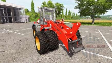 Case 721F XR v2.0 pour Farming Simulator 2017