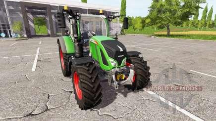 Fendt 712 Vario für Farming Simulator 2017