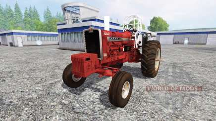 Farmall 1206 Turbo pour Farming Simulator 2015