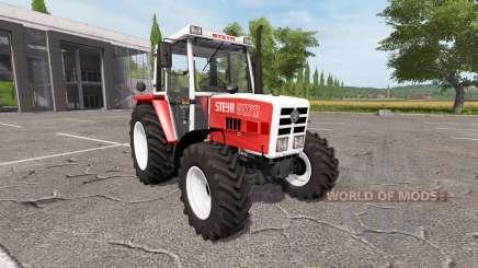 Steyr 8070A SK2 für Farming Simulator 2017