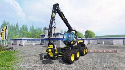 PONSSE Scorpion v1.1 pour Farming Simulator 2015