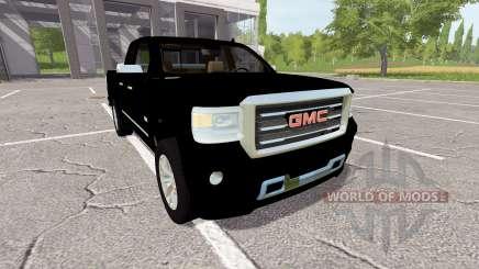 GMC Sierra 1500 für Farming Simulator 2017