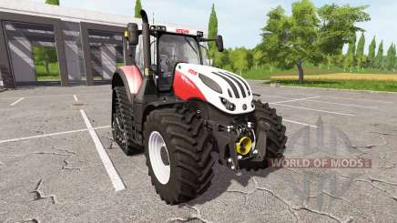 Steyr Terrus 6270 CVT ecotec v1.3 für Farming Simulator 2017