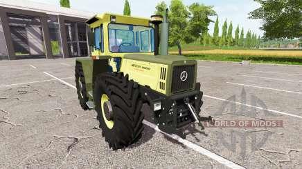 Mercedes-Benz Trac 1800 Intercooler für Farming Simulator 2017
