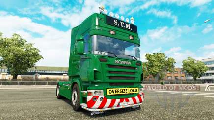 Scania R730 danmark class edition v1.15 für Euro Truck Simulator 2