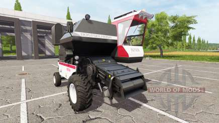 Rostselmash SK-5МЭ-1 Niva-Effet pour Farming Simulator 2017