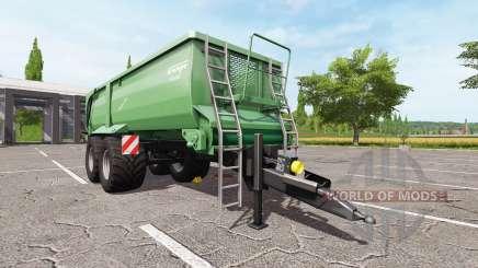 Krampe Bandit 750 für Farming Simulator 2017