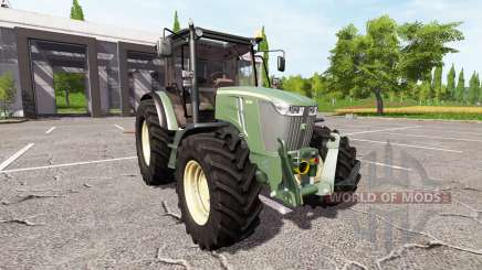 John Deere 5085M v1.5 für Farming Simulator 2017
