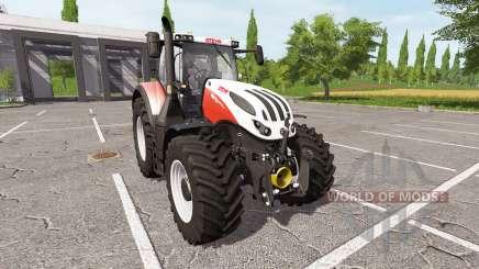 Steyr Terrus 6270 CVT ecotec v1.8 für Farming Simulator 2017