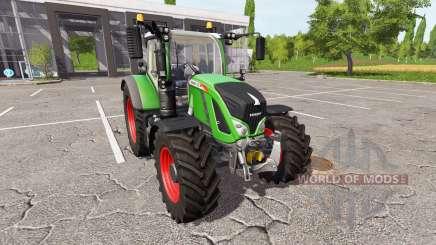 Fendt 712 Vario v1.0.0.1 für Farming Simulator 2017