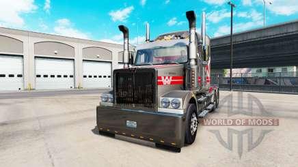Wester Star 4800 v2.0 für American Truck Simulator