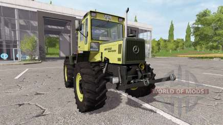 Mercedes-Benz Trac 900 Turbo v2.0 für Farming Simulator 2017