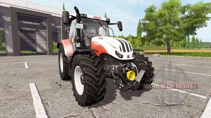 Steyr Multi 4125 Profi CVT ecotec für Farming Simulator 2017