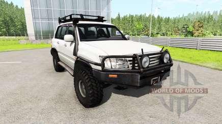 Toyota Land Cruiser 100 v0.5.3 für BeamNG Drive