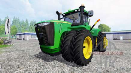 John Deere 9370R für Farming Simulator 2015
