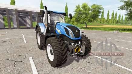 New Holland T7.175 für Farming Simulator 2017