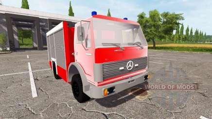 Mercedes-Benz NG 1935 HLF pour Farming Simulator 2017