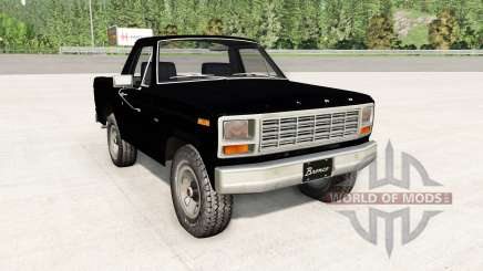 Ford Bronco für BeamNG Drive