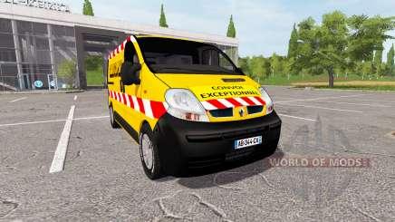 Renault Trafic für Farming Simulator 2017