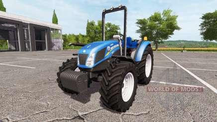 New Holland T4.75 v1.2 für Farming Simulator 2017
