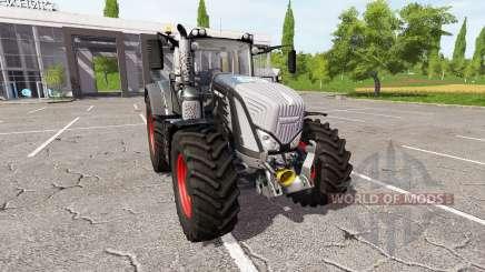 Fendt 939 Vario black beauty für Farming Simulator 2017