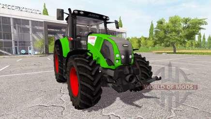 CLAAS Axion 820 für Farming Simulator 2017
