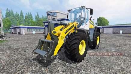 Liebherr L540 pour Farming Simulator 2015