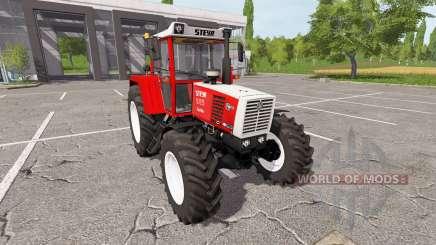 Steyr 8165A Turbo SK2 pour Farming Simulator 2017